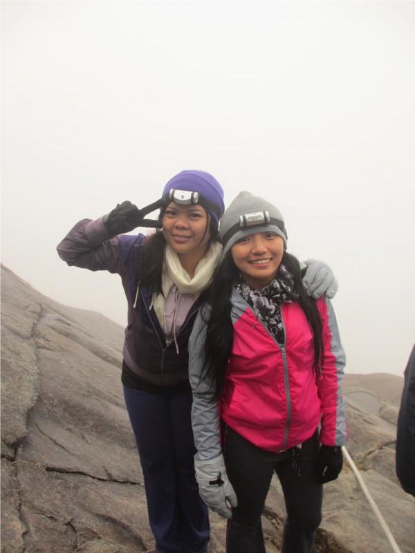 2 Day Hike Mount Kinabalu Malaysia Low's Peak - Hikers