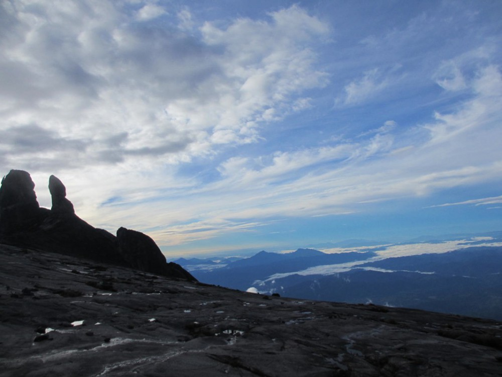 2 Day Hike Mount Kinabalu Malaysia Low's Peak - Sunrise