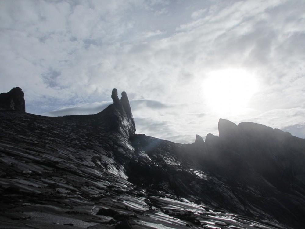 The Climb Low's Peak Mount Kinabalu Malaysia