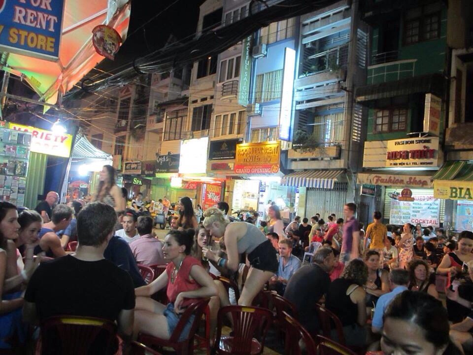 Backpacking Ho Chi Minh Vietnam First Time