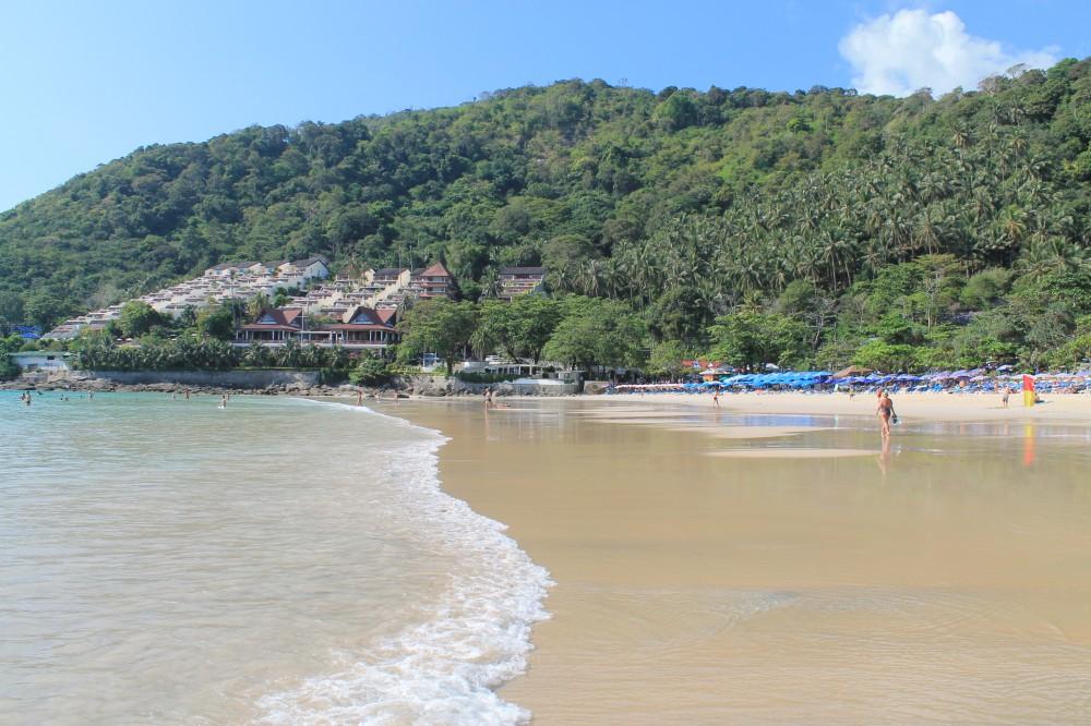 Phuket Thailand Nai Harn Beach