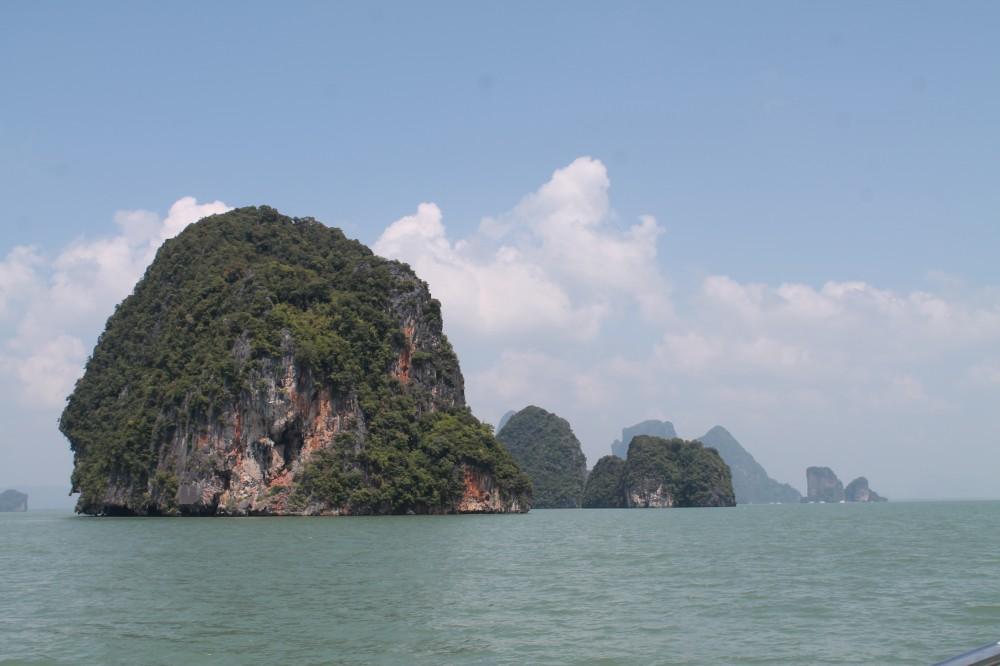 Phuket Thailand Phang Nga Bay