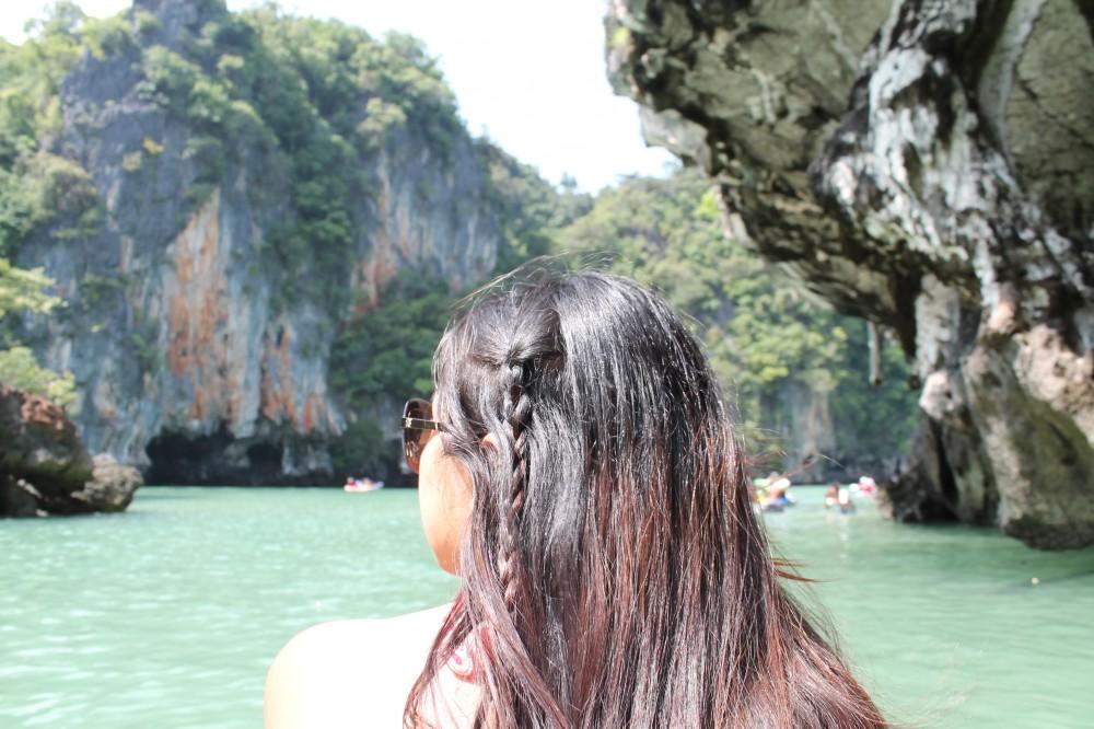Phuket Thailand Phang Nga Bay Gia