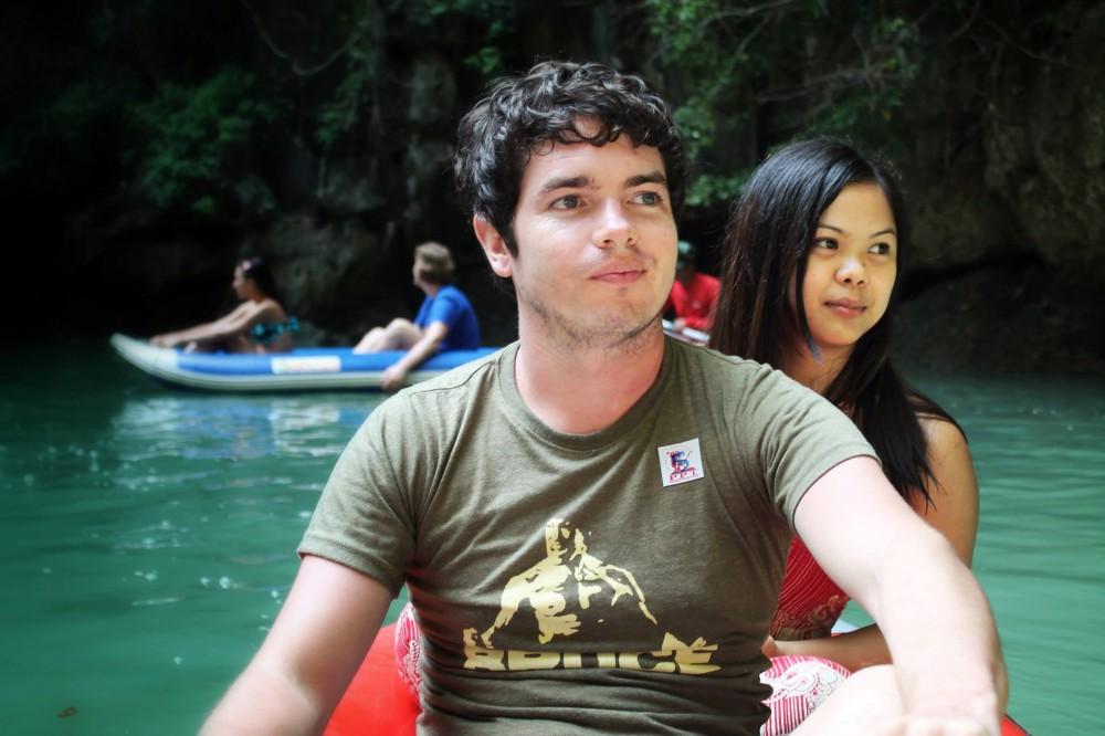Phuket Thailand Phang Nga Bay Gia Jon