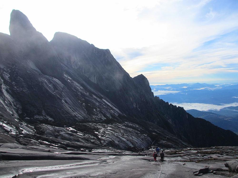 Mount Kinabalu Low's Peak Climb