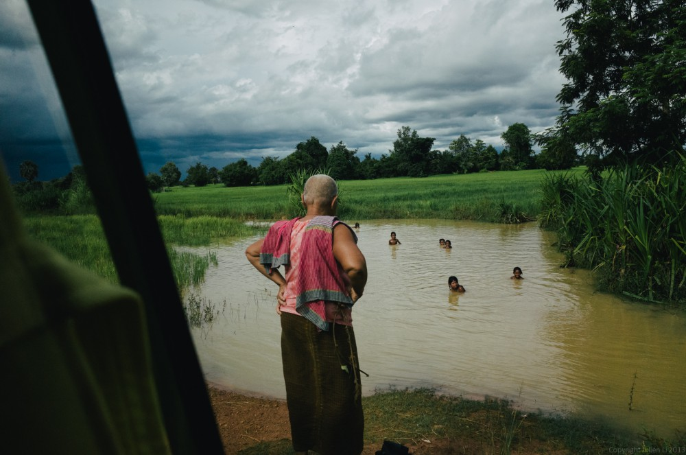 Volunteer in Asia Cambodia Siem Reap Water for Life Water Source