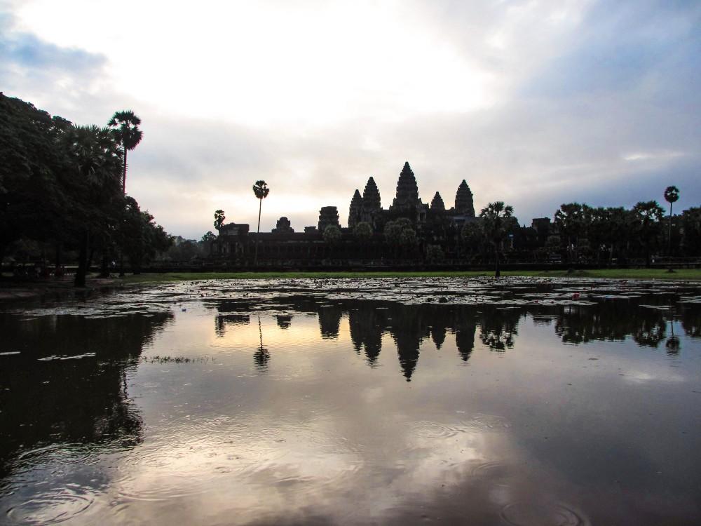Angkor Temples, Cambodia Soul Searching Angkor Wat