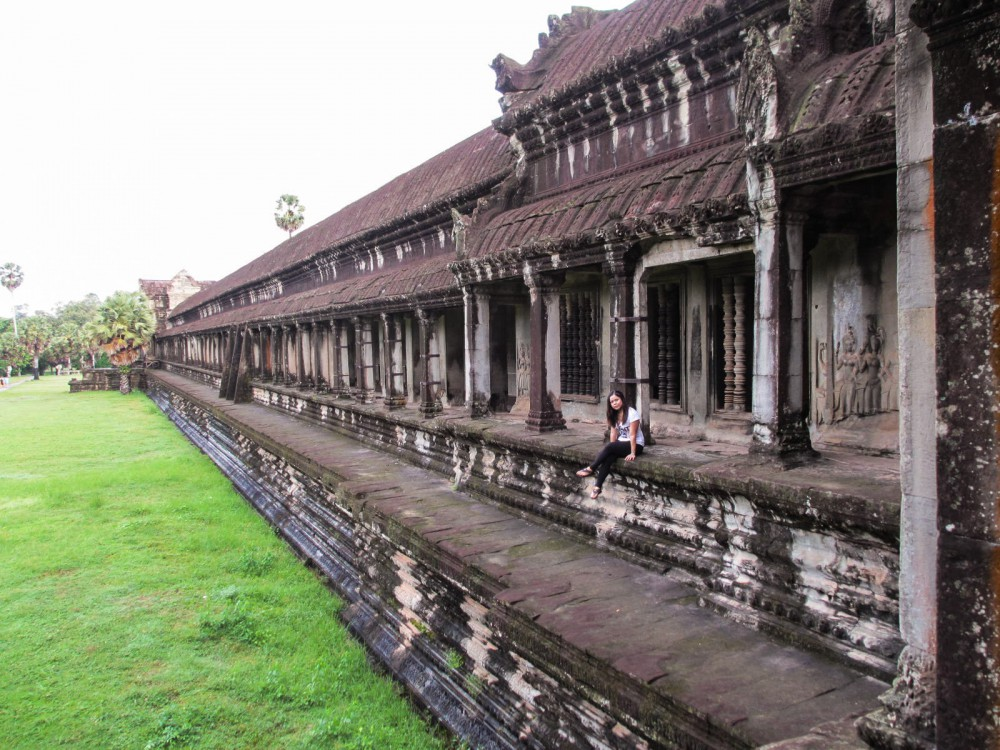 Angkor Temples, Cambodia Soul Searching Gia Angkor Wat