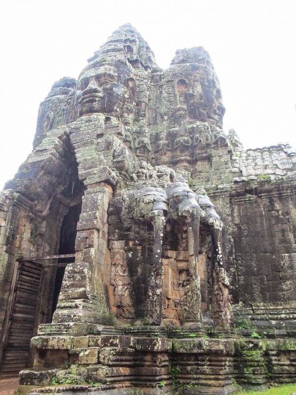 Angkor Temples, Cambodia Soul Searching South Gate