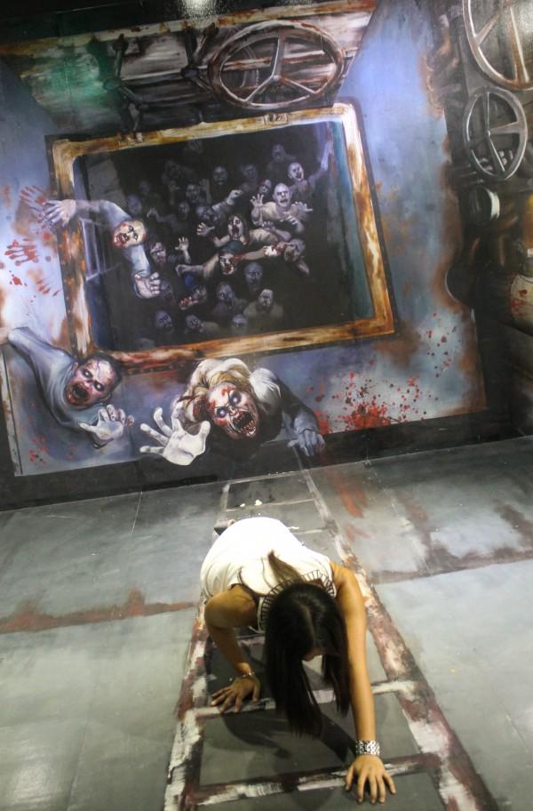 Alive Museum - Zombie