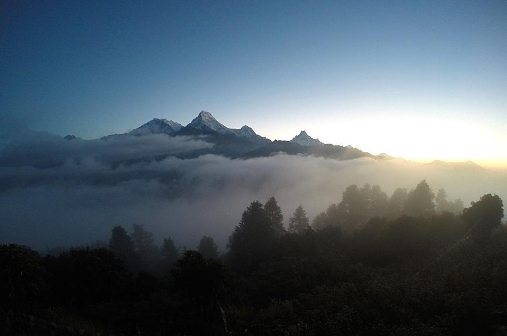 Ghorepani-Poonhill-Trek-Before-Sunrise