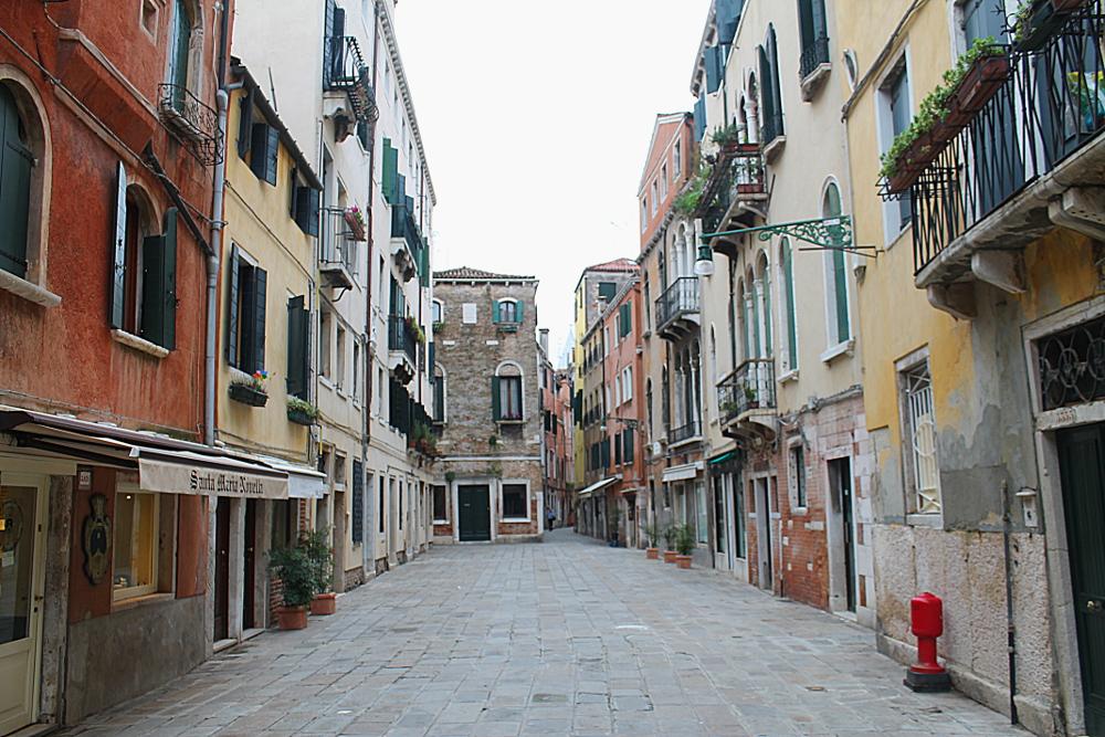 Hotel Street Venice