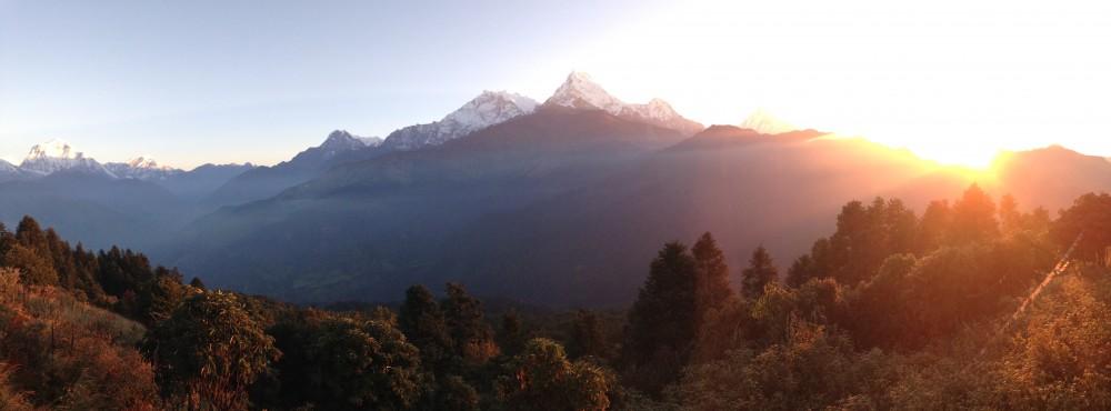 Ghorepani-Poonhill-Trek-Panorama