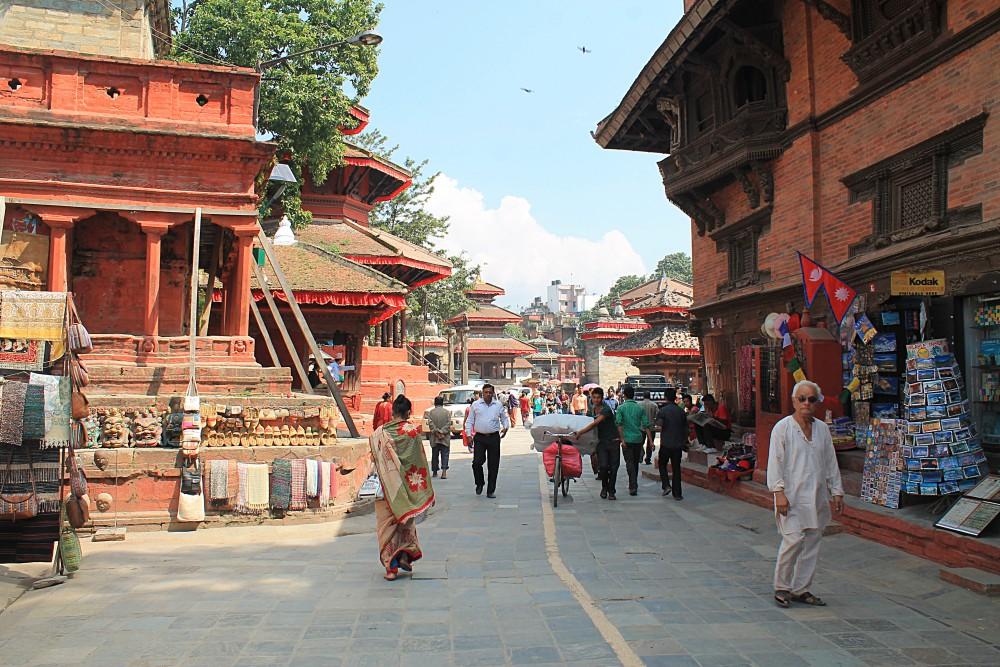 Kathmandu Nepal - Durbar Square