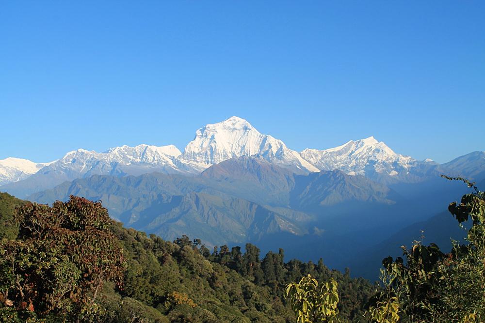 Ghorepani Poonhill Ghandruk Himalayas Trek Nepal -  Ghorepani Mountain