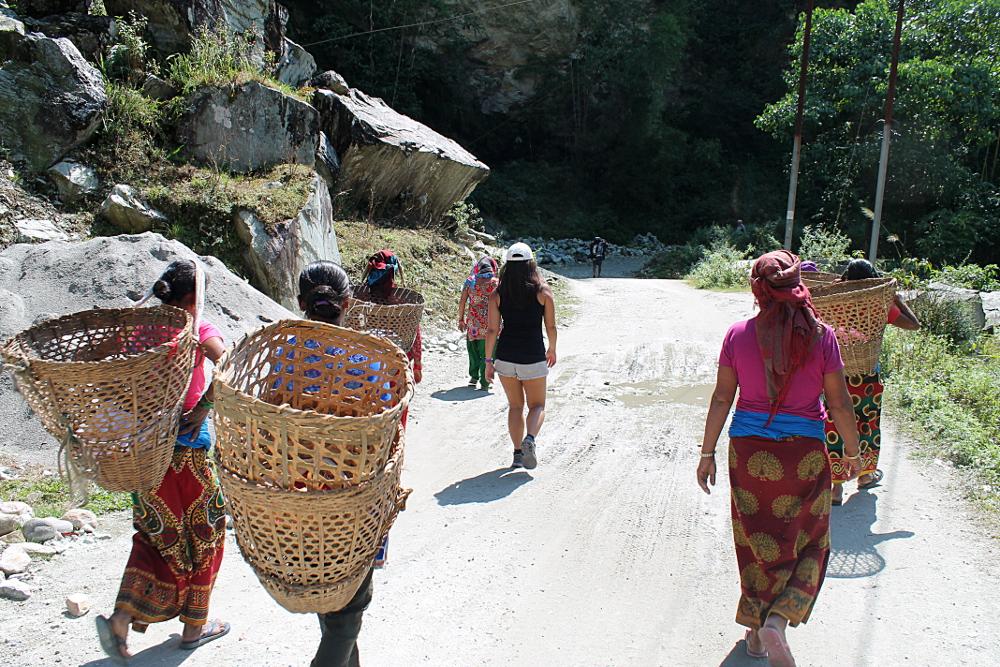 Ghorepani-Poonhill-Trek-Nayapul