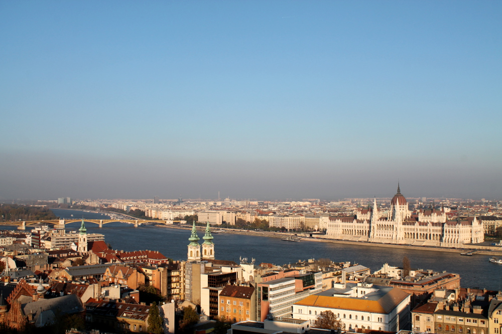 Beautiful Budapest - Danube River