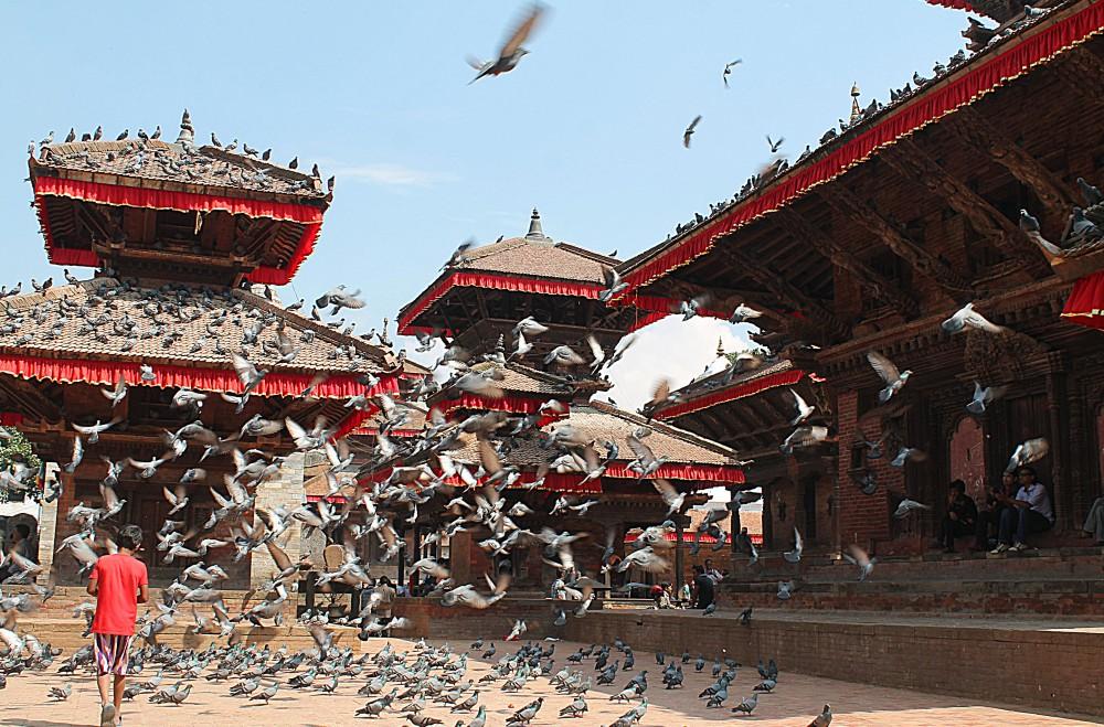 Kathmandu Durbar Square, Nepal