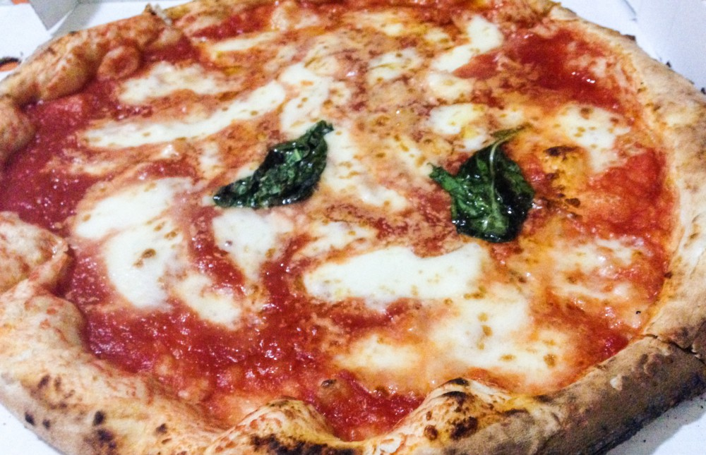 Napoli Pizza - Naples Margherita - Must Try Food in Europe