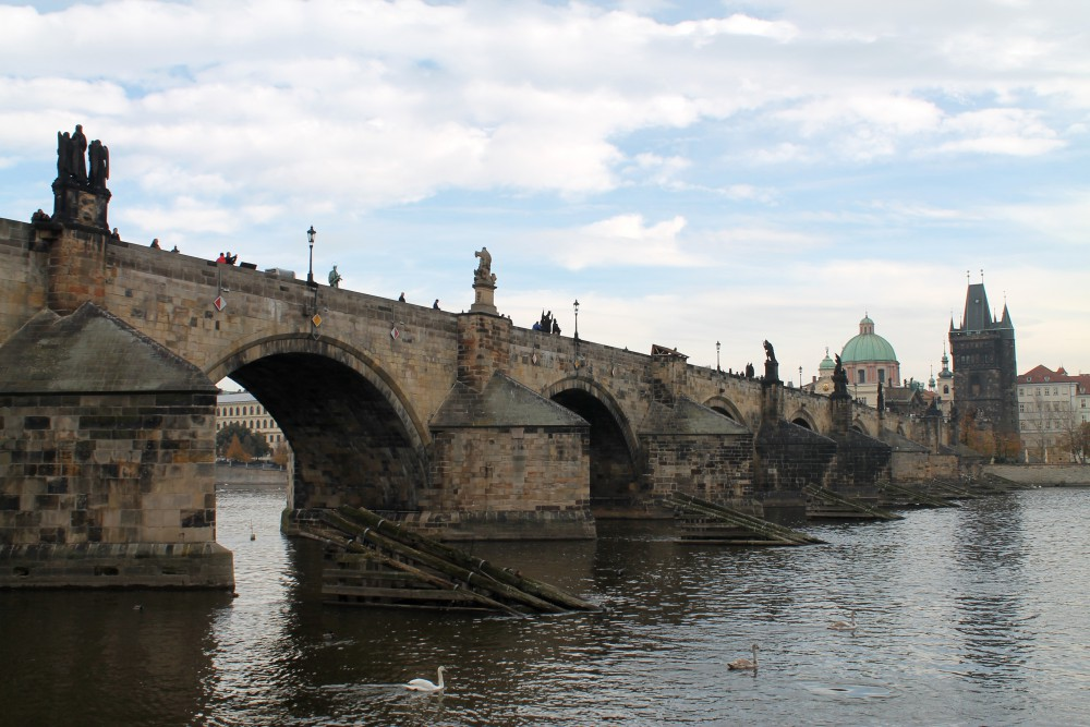 Prague Beautiful City in Czech Republic Charles Bridge