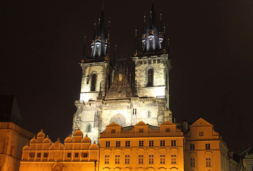 Prague Beauty beyond Photographs