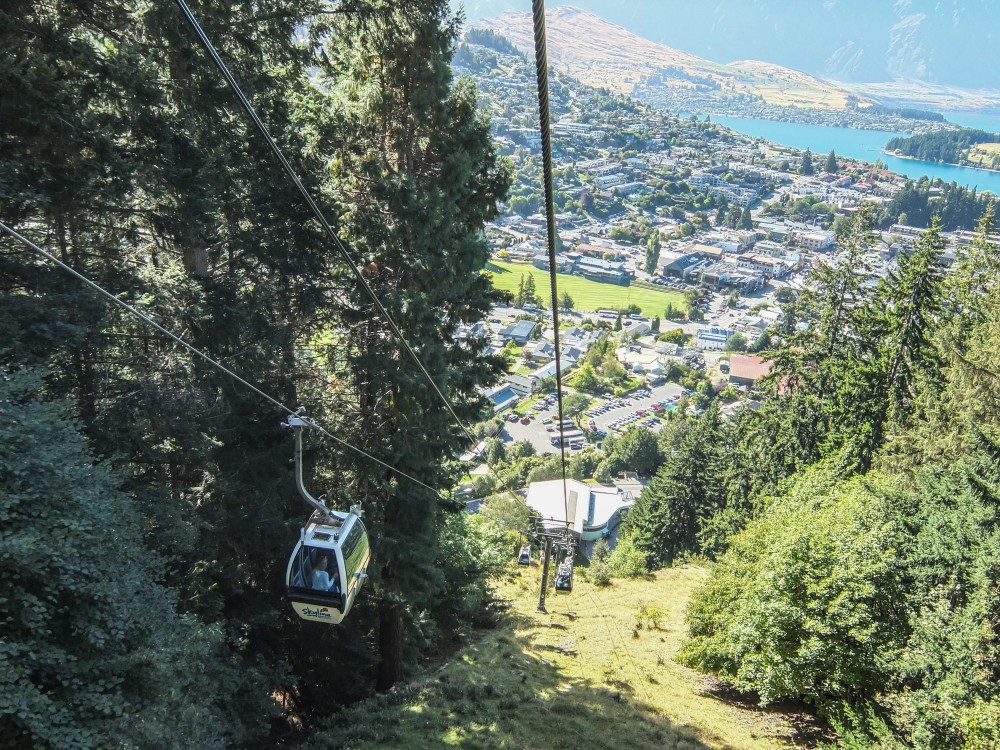 Skyline Gondola The Best Way to See Queenstown in A Day Cable Car
