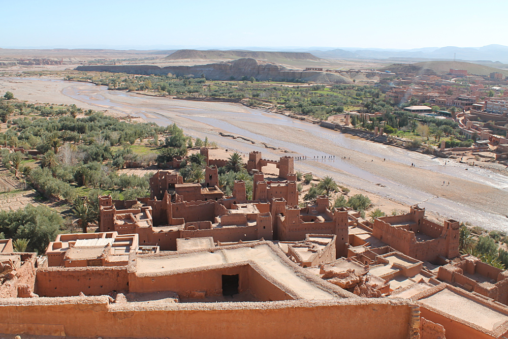 Best Medinas in Morocco - Ait BenHaddou Game of Thrones Location