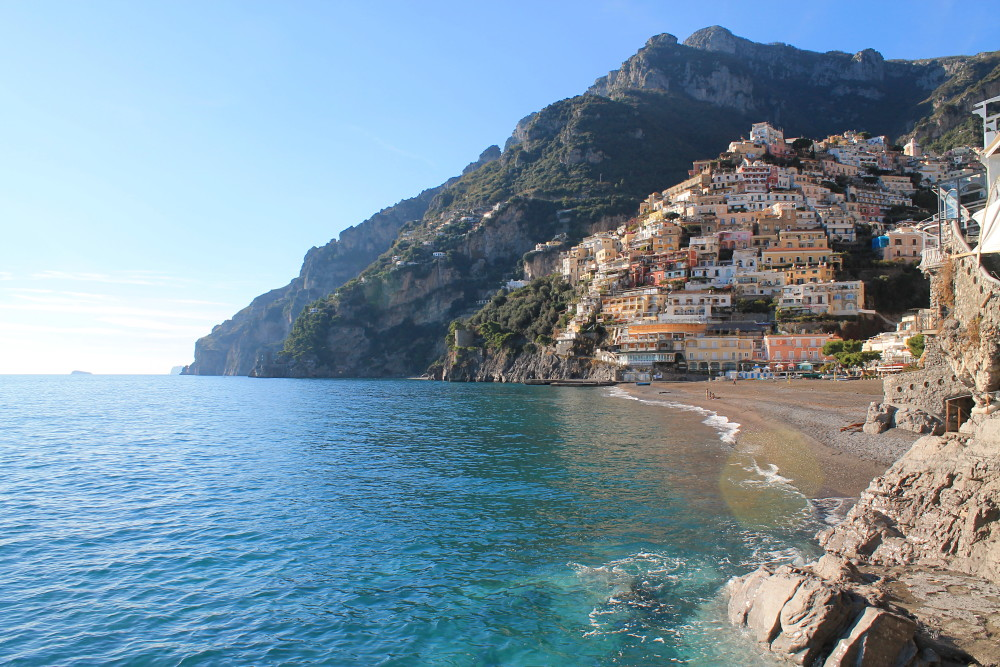 Romantic Journey around the World - Couple Travel - Amalfi Coast Italy