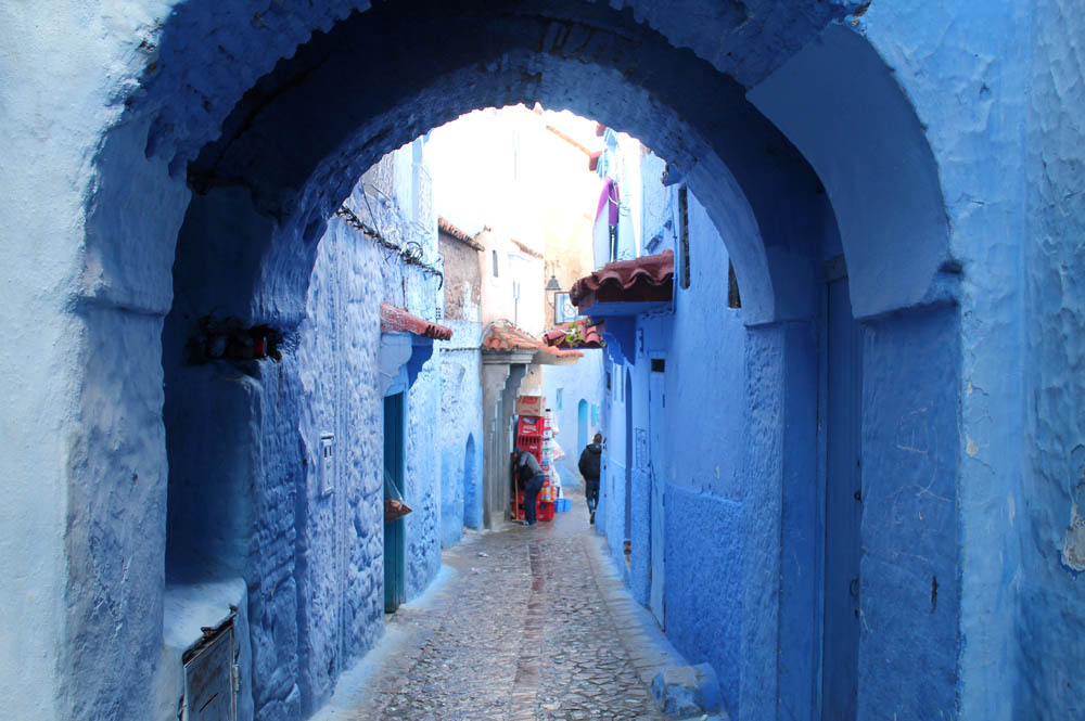 Best Medinas in Morocco - Chefchaouen
