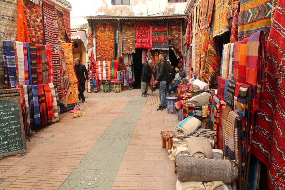 Best Medinas in Morocco - Essaouira