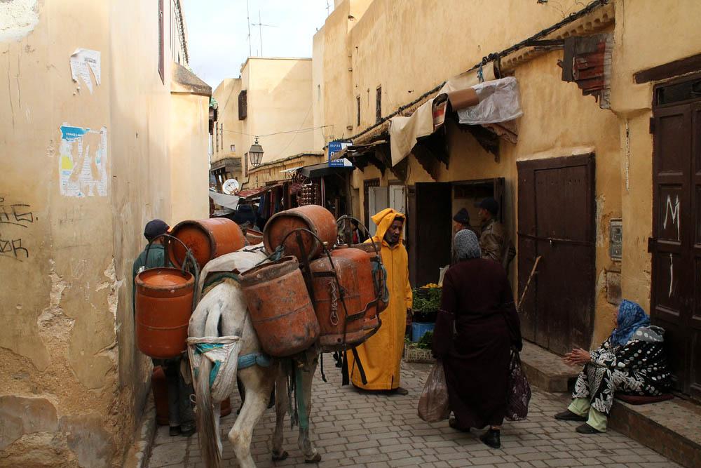 Best Medinas in Morocco - Fez