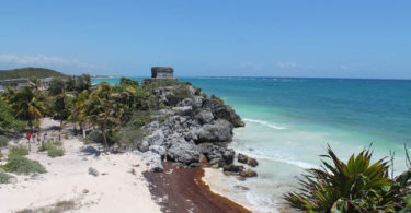 Biking in Tulum Beaches Ruins Cenotes