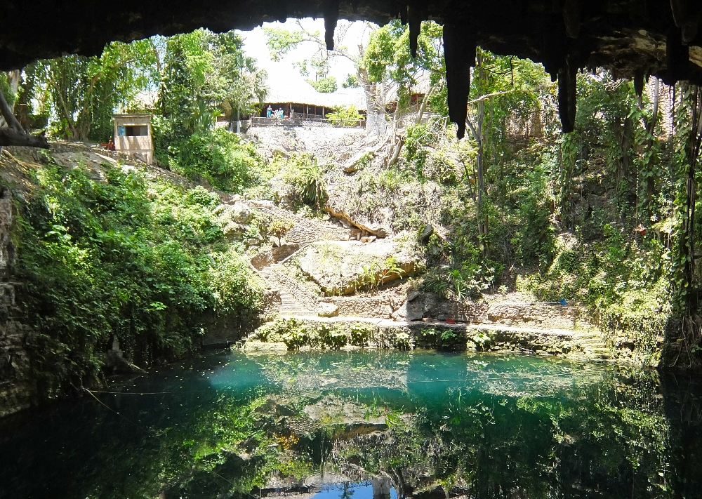Mexico Best Kept Secret - Amazing Cenotes in the Yucatan Peninsula - Cenote Zaci in Valladolid