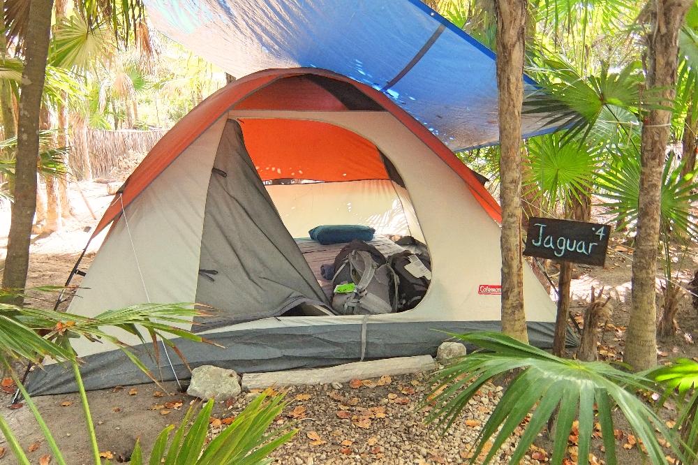 Beaches Ruins Cenotes Biking in Tulum - Jungle Camping Beach