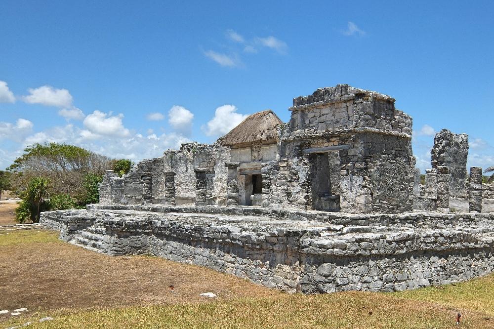 Beaches Ruins Cenotes Biking in Tulum - Tulum Ruins - Structures