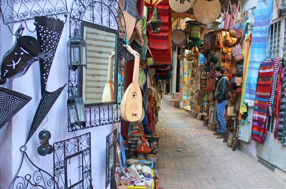 Best Medinas in Morocco - Tangier Souk