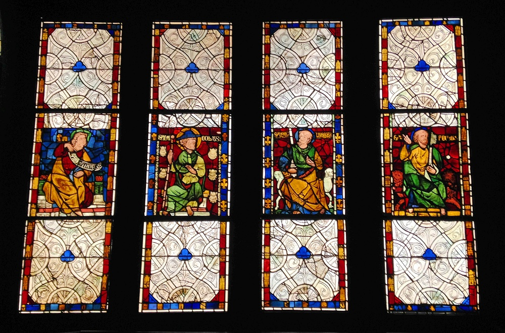 Weekend Arts Romance - 2 Days in Paris France - Museum Modern Age Stained Glass