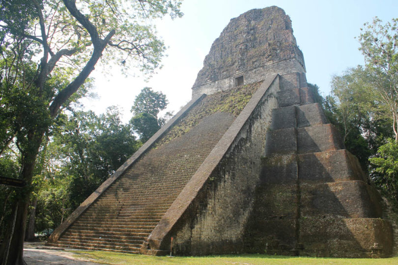 Tikal Guatemala Ruins in the Heart of Rainforest