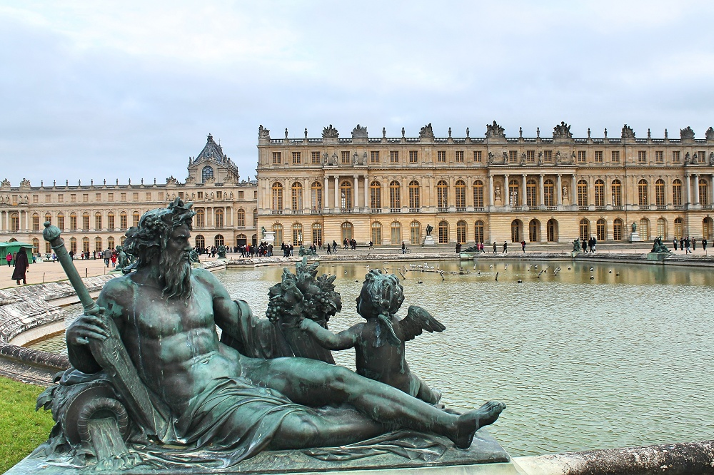 Weekend Arts Romance - 2 Days in Paris France - Versailles Palace
