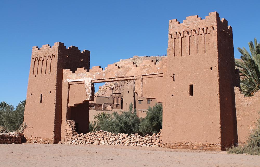 Marrakech Morocco - Gateway to Sahara Desert - Ait Ben Haddou