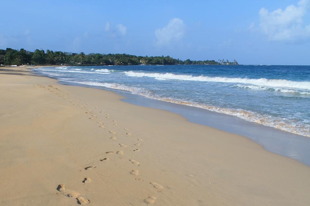 Caribbean Nicaragua - Big Corn Island - Long Beach