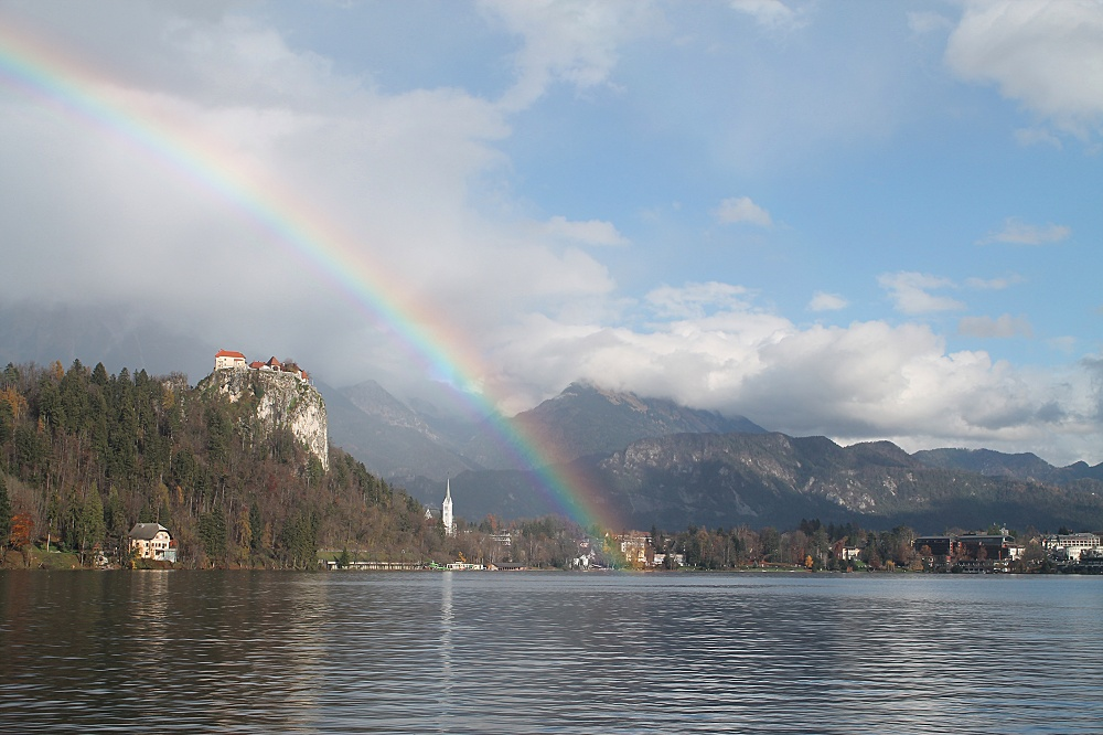 A Fairy Tale in Europe, One Week in Slovenia - Bled Castle