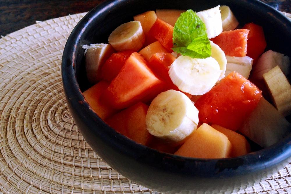 Los Patios Boutique Hotel Granada Nicaragua - Review - Breakfast Platter