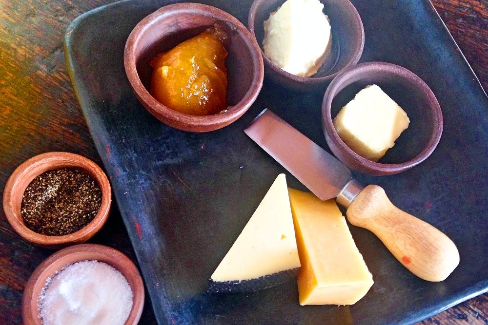 Los Patios Boutique Hotel Granada Nicaragua - Review - Breakfast