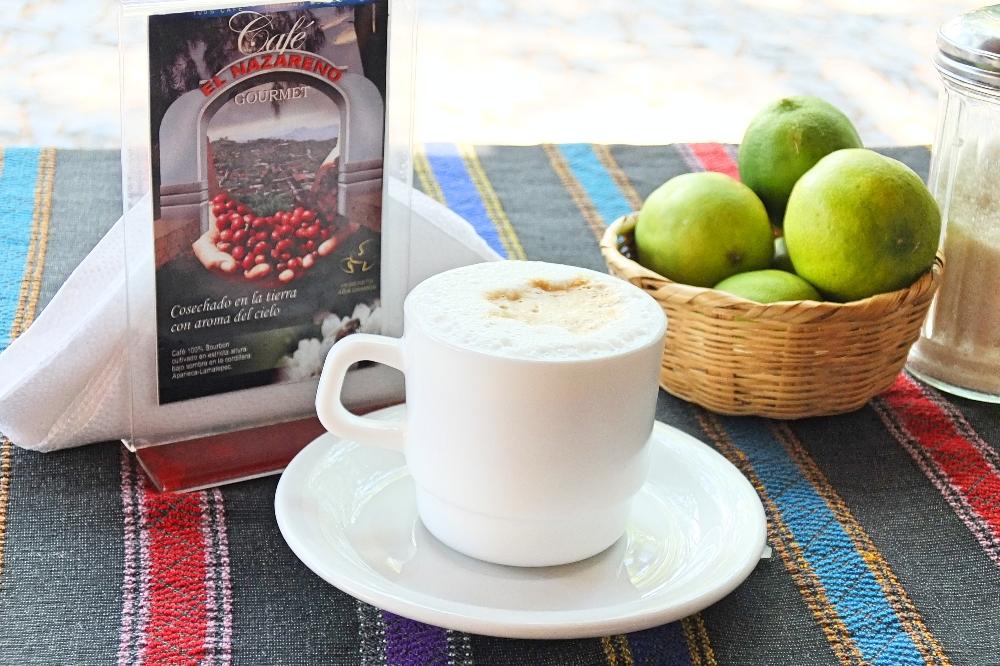 Ruta de las Flores El Salvador - Route of Flowers - Coffee Towns - Local Cafe