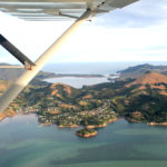 Dunedin from Above: An Unforgettable Flight in New Zealand