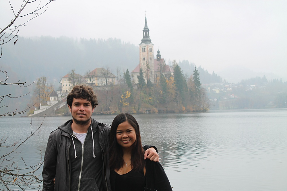 Romantic Journey around the World - Couple Travel - Fairytale Europe Bled Slovenia
