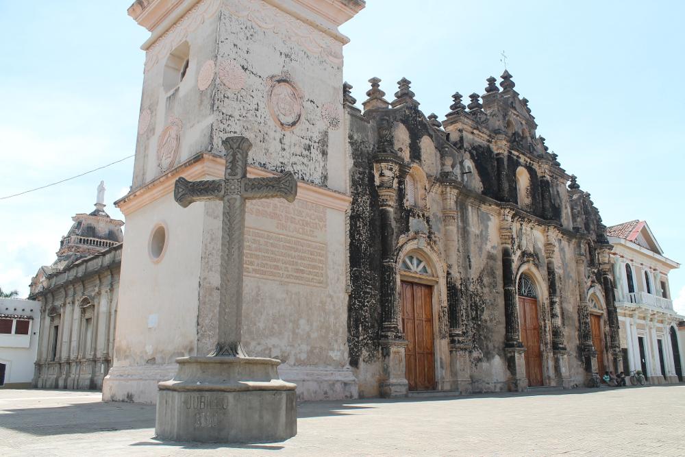 Los Patios Boutique Hotel Granada Nicaragua - Review - Location
