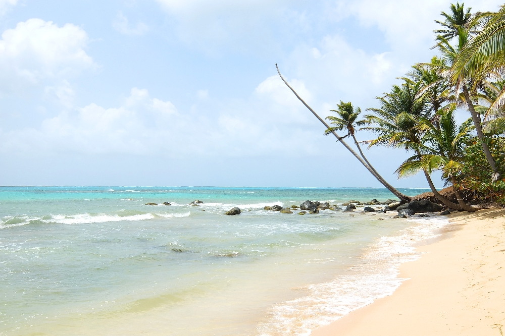 Budget Carribbean - Little Corn Island Nicaragua - Otto Beach North