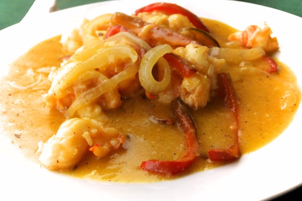 Caribbean Nicaragua - Big Corn Island - Creole Food